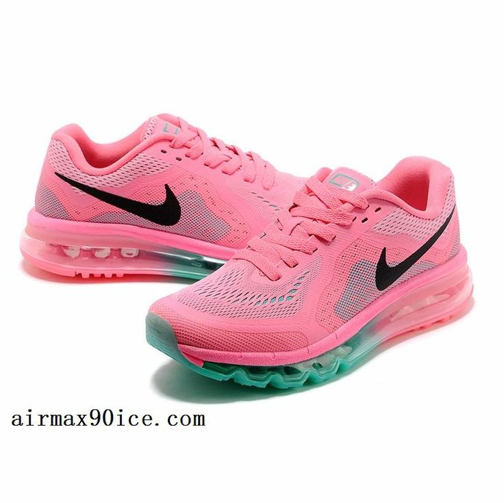 Authentic Nike Shoes For Sale, Buy Womens Nike Running Shoes 2014 Big  Discount Off Nike Air Max 2014 Womens Pink Aqua Green Shoes [ -