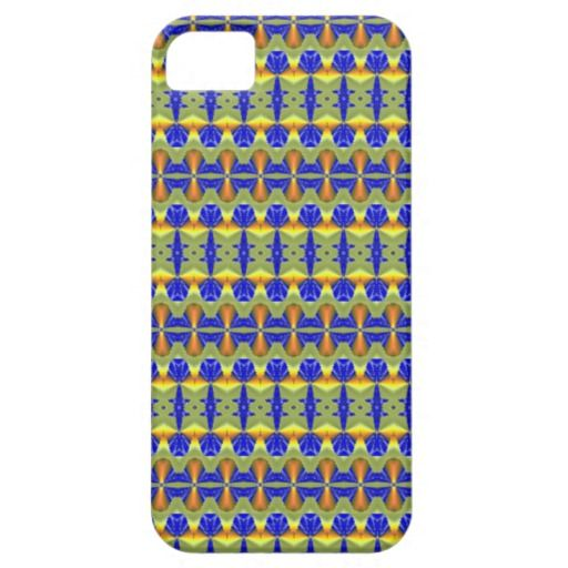 Colorful tribal pattern iPhone 5/5S cover