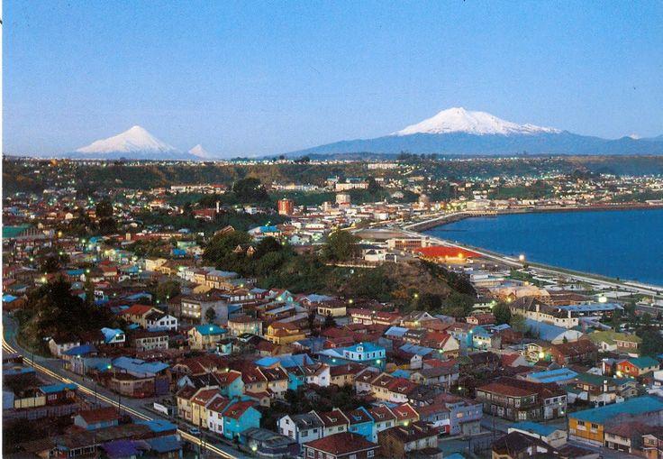 puerto montt chile | Contando tudo: Chile - Puerto Montt e Lagos Andinos - cont