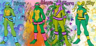 all of the ninja turtles names of the girls | photos ... | 323 x 156 jpeg 19kB