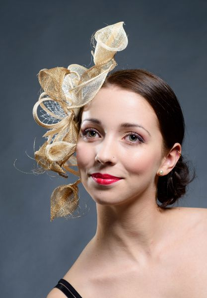 BY MARGE IILANE #millinery #hats #HatAcademy