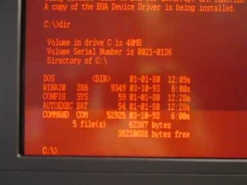 Mr. Robot Shop - Toshiba T3200 Laptop Computer - 1987 - $5800!