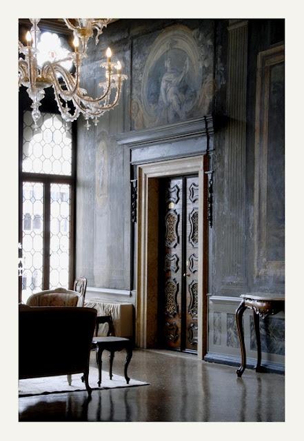 Hotel Ca'Sagredo, Venice Italy.