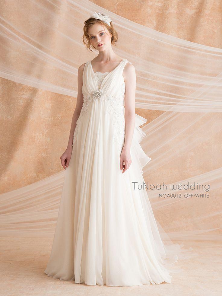 格安ドレスとは思えないモダンでシンプルなウエディングドレスの販売店チュノアウエディング。無料試着を代官山のオシャレな店舗で行えます。1点1点丁寧に熟練の職人が仕上げております。