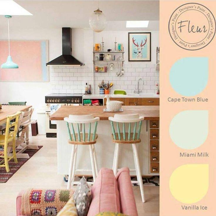 Mejores 10 imágenes de Fleur Chalk Paint en Pinterest | Flor ...