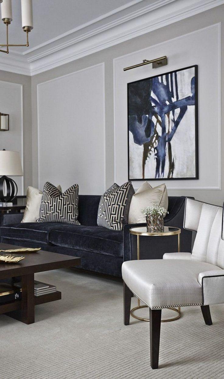 65 beautiful modern black white living room inspired on beautiful modern black white living room inspired id=45508