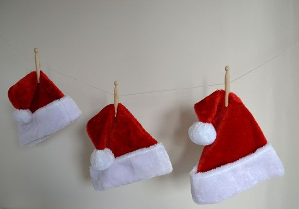 Cappelli Babbo Natale