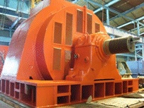 indusquip WEM - two Brand New Slip Ring Motors 2240 kW 20 Pole 6600 Volt Slip Ring Motors for a Mine Winder - Fitted with Special Force Cooling - Indusquip WEM High Quality HV Motors at the Best Prices in Africa