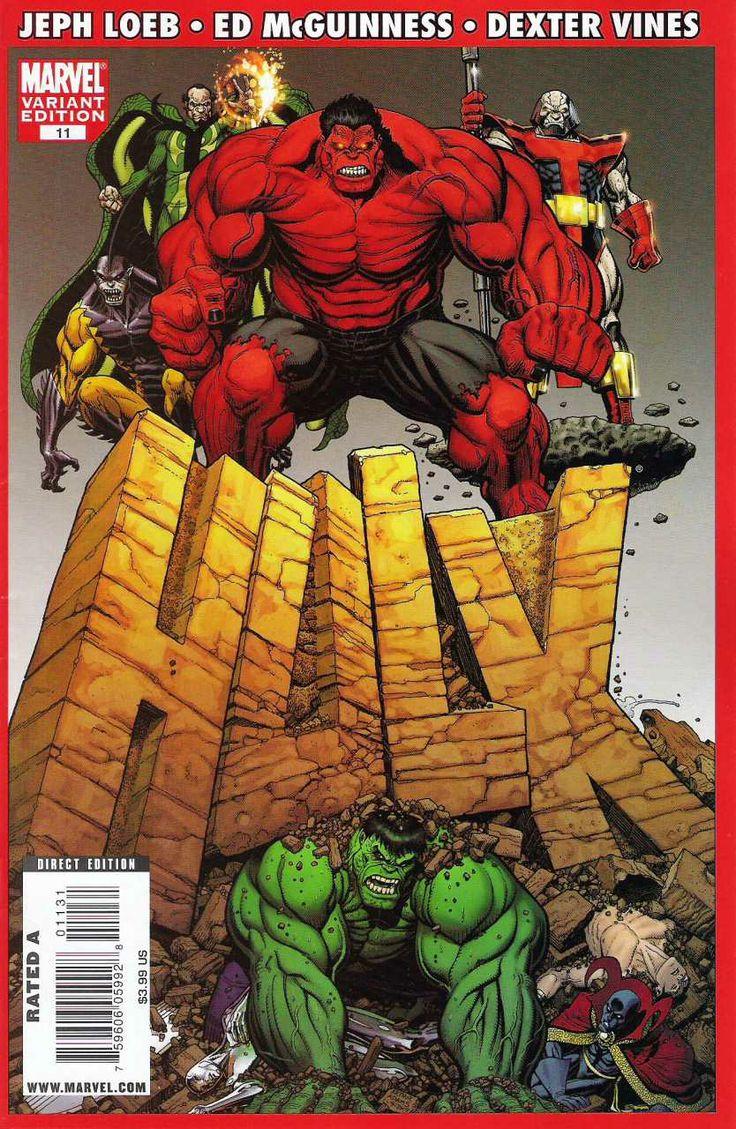 Hulk # 11 (Variant) by Arthur Adams