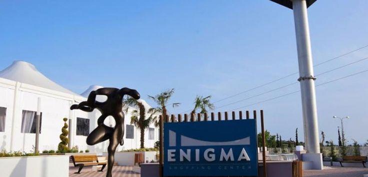 Enigma mall center, Nea Moudania - #Halkidiki #Greece http://gohalkidiki.com