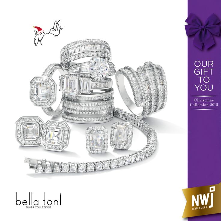 Exclusive to NWJ, our Bella Toni range is sure to dazzle.
