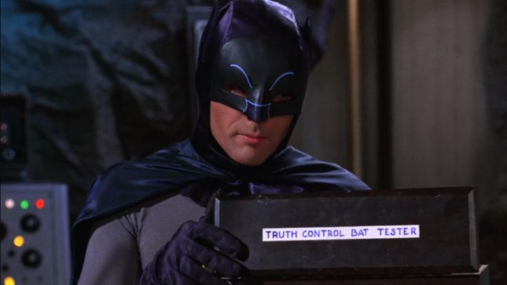 """""""Batman '66 Labels""""Collects Every Silly Labeled Device From The BatmanTV Show"""