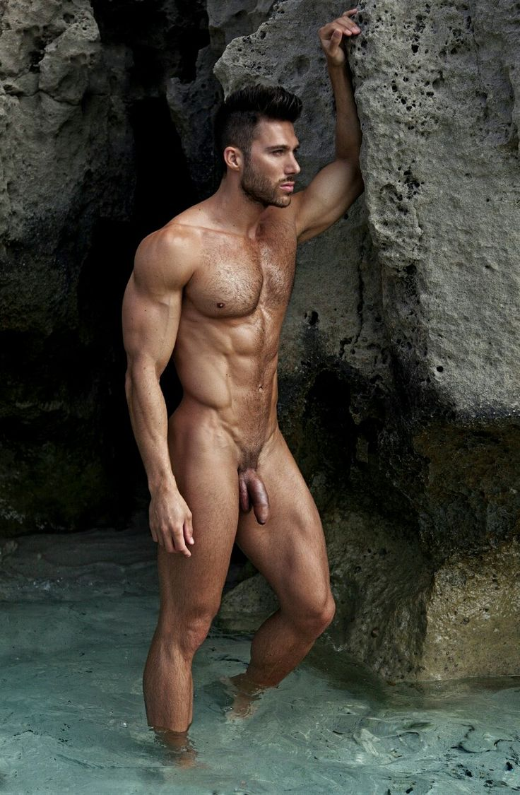 Men naked photo shoot