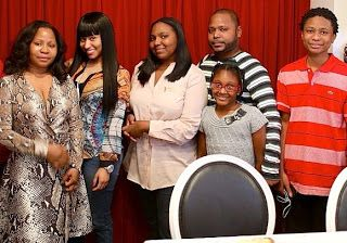 Nicki Minajs Brother: Jelani Maraj Age Wedding Wife   Nicki Minajs Brother: Jelani Maraj Age Wedding Wife  The Shade Room reports that Nicki Minaj's brother Jelani Maraj was offered a new plea deal in his child rape case. When I read the headline I thought that was good news but I was sadly mistaken. His DNA matched semen that was found on the 12-year-old's clothes. The rapper will have to disown her brother considering how she felt about Tyga dating Kylie Jenner before she turned…