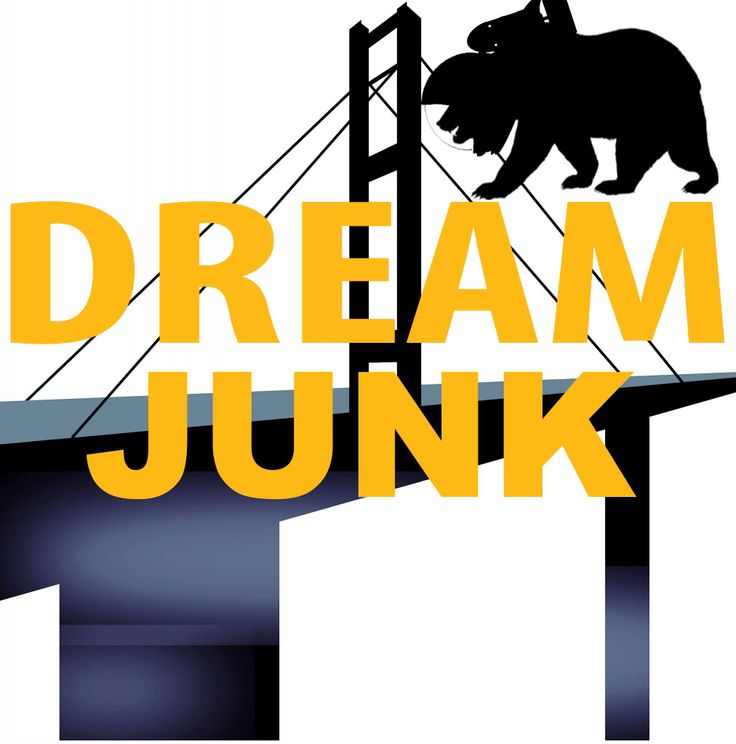 Dream Junk, our blog. Www.dreambridge.digital