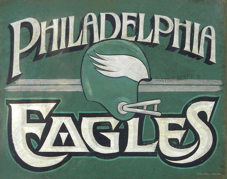 Philadelphia Eagles Print