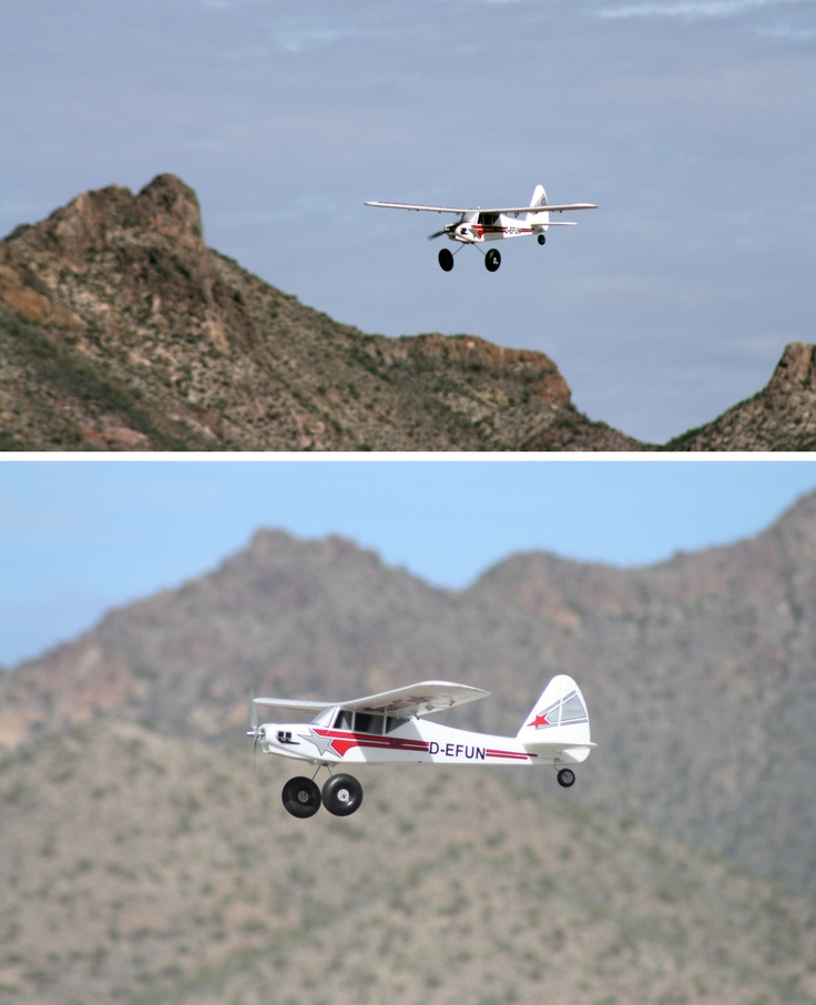 Multiplex FunCub in Action. This is the world's best flying R/C cub!