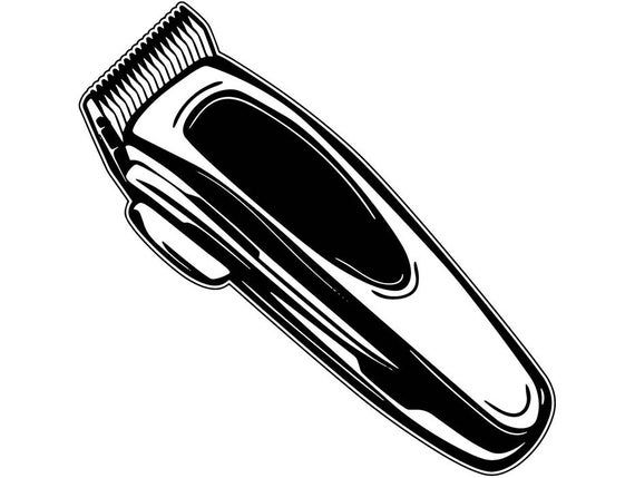 Clippers Barber Tools Shaves Cuchilla Scissors Stripes Etsy In 2021 Barber Tools Razor Barbershop Barber