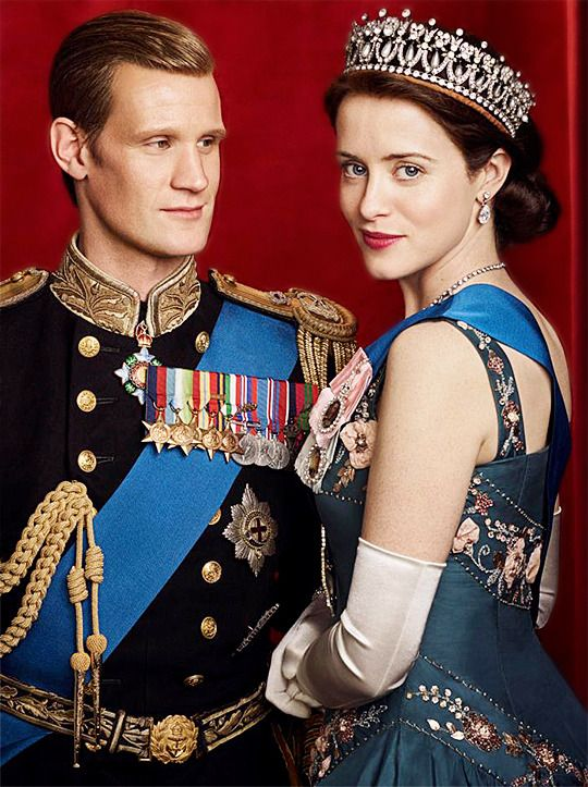 The Crown Netflix UK