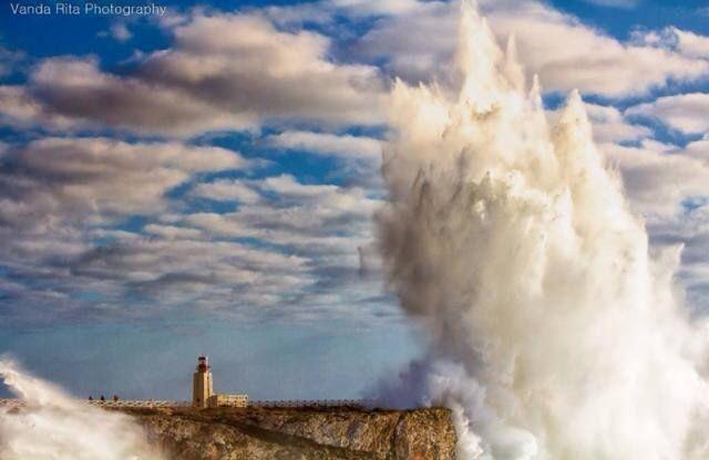 Lagos - Hercules storm