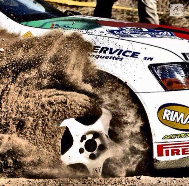 Mitsubishi Lancer Evolution Rally