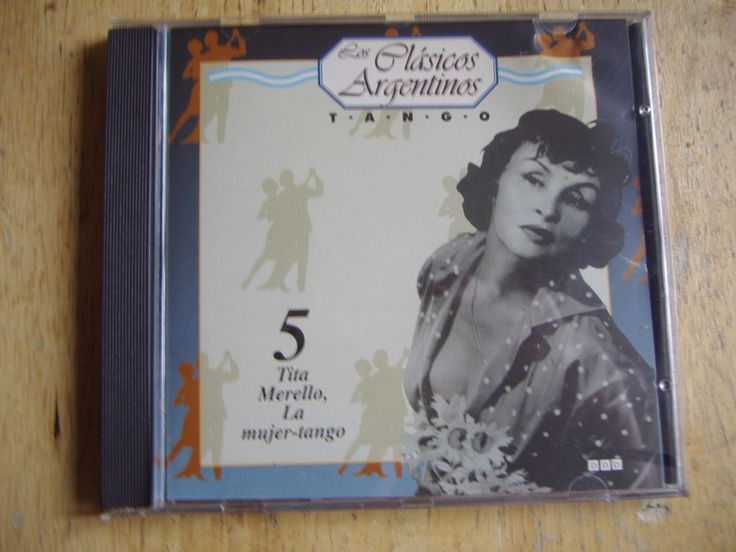 Los Clasicos Argentinos - Tango - Volumen 5 - Tita Merello