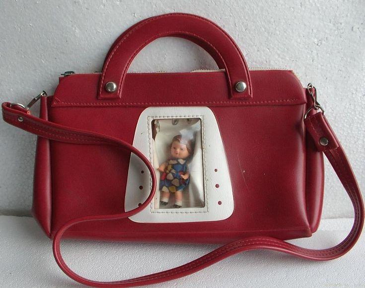 Немецкий пупсик в сумочке с окошком. / Опознаем кукол. Вопросы по куклам / Бэйбики. Куклы фото. Одежда для кукол