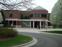 Univeristy Center at Macomb Community College