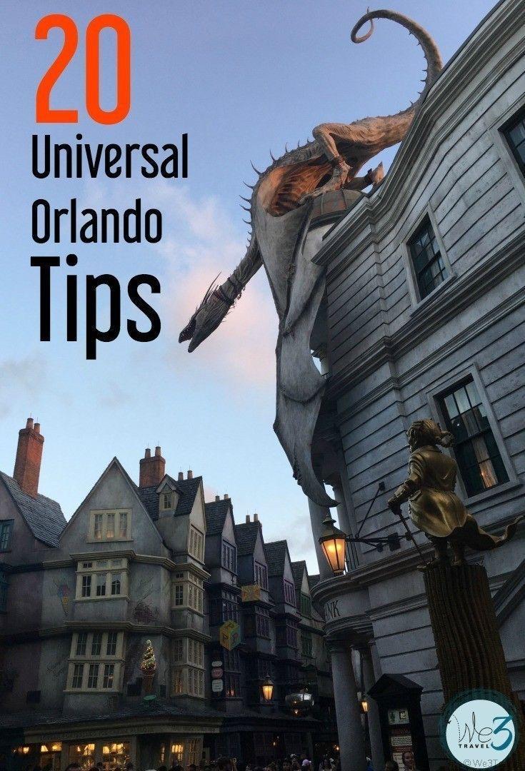 20 Universal Orlando tips for Volcano Bay, Universal Studios, Islands of Adventure, CityWalk and Universal Orlando hotels