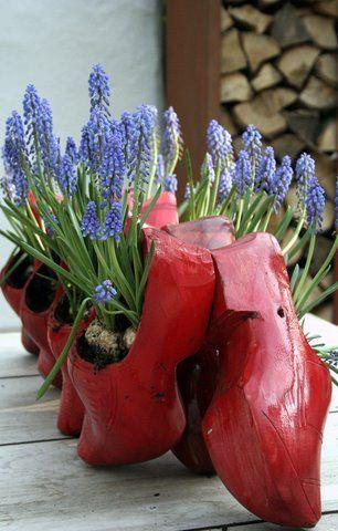 Dutch Flower Arrangement by Andreea - www.onfoodandwine.com, via Flickr