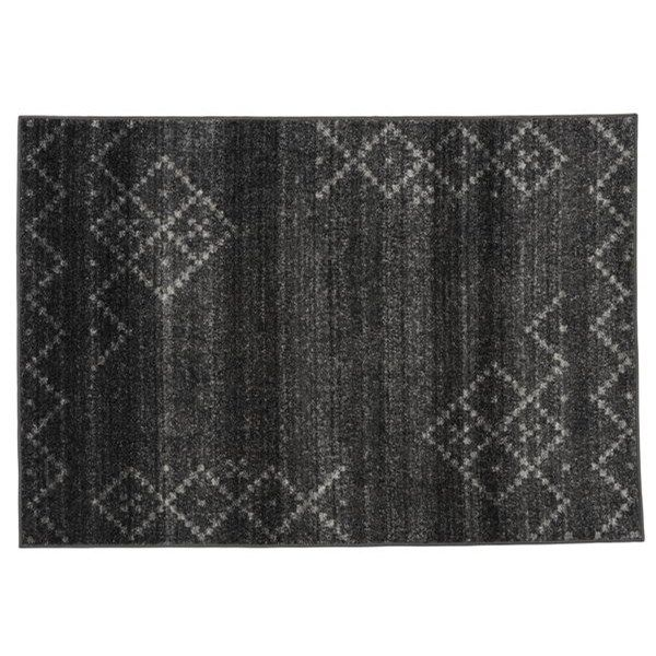 Matte Ester 133x190 cm Mørk grå Polypropen - Løse tepper - Rusta