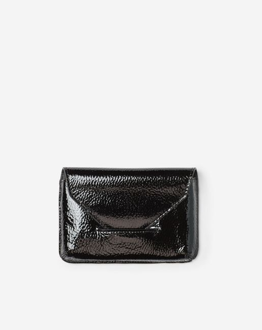 Tyra Purse Black Patent