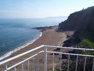 Cliff Top House, Stunning sea views, Sleeps 8, 2 Dogs welcome.Car parking.Holiday Rental in Torcross from @HomeAwayUK #holiday #rental #travel #homeaway