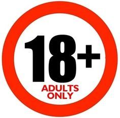 +18 ADULTS ONLY