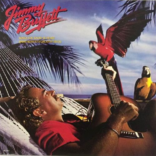 Jimmy Buffett - Songs You Know By Heart Vinyl LP November 18 2016 Pre-order