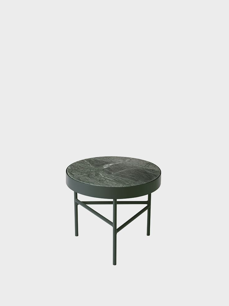 Marble Table – Green – Small