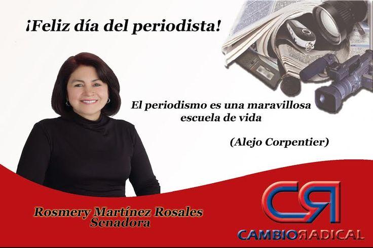 Senadora Martínez