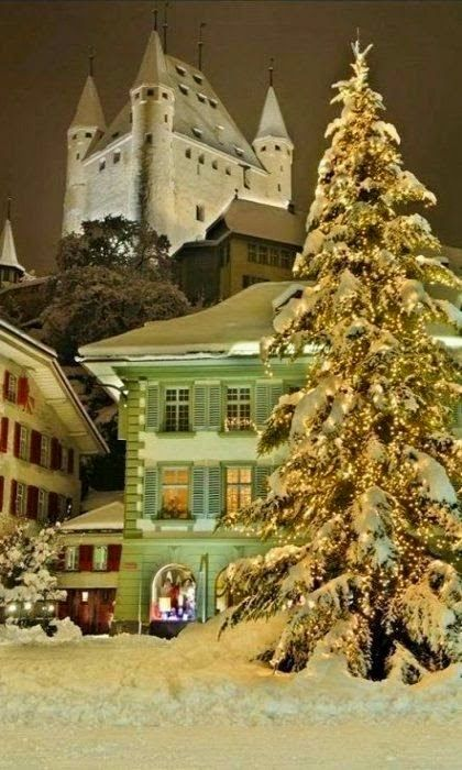 Christmas in Thun, Switzerland | Christmas Special