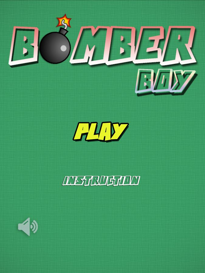 Bomber Boy : Game of Adventure - screenshot
