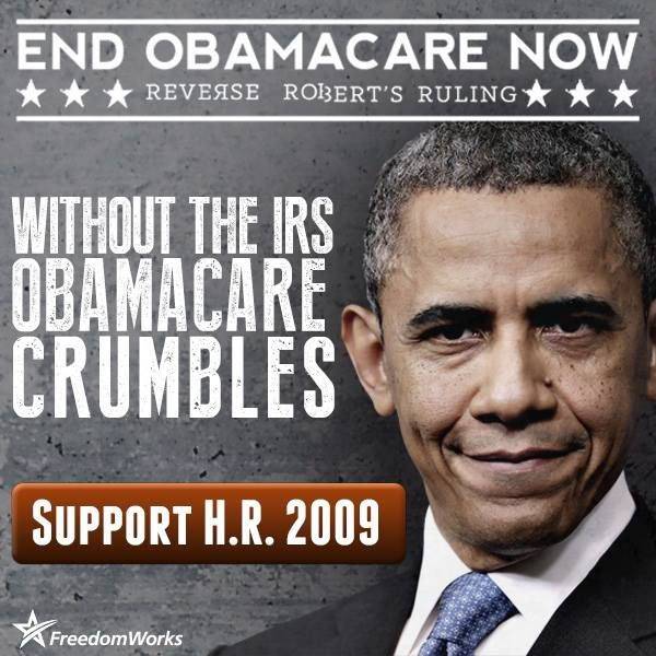 WOw, go figure.  A bill to kill Obamacare and no one votes on it.  I SUPORT HR 2009!