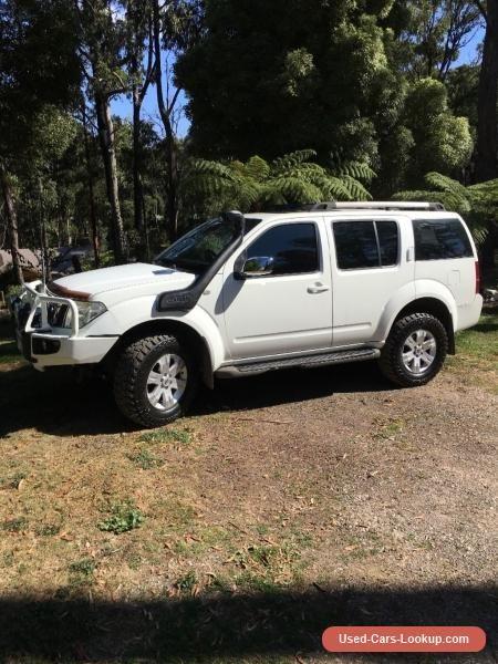 2007 Nissan Pathfinder  #nissan #pathfinder #forsale #australia