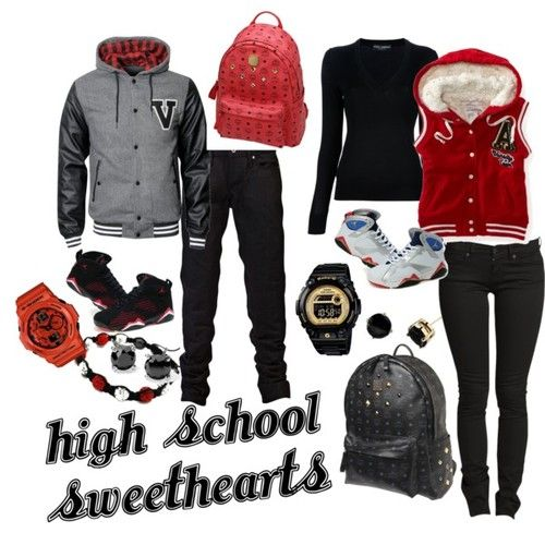 Gallery For > High School Outfits