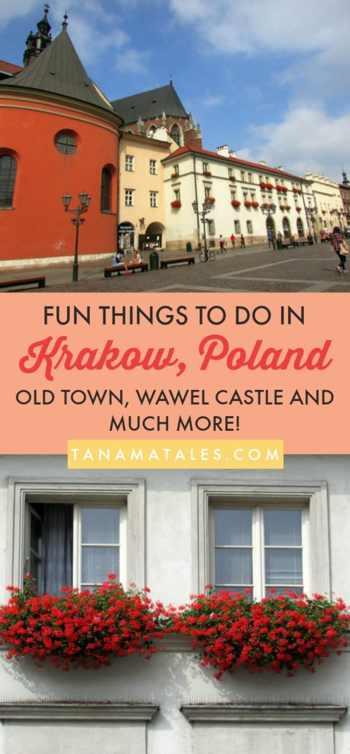 Things to do in #Krakow, #Poland – Travel tips and ideas - This post discusses fun things to do in Krakow, Poland's second biggest city and a hub for culture, arts and economics. This guide will show you the best things to go in the Old Town (including the Market Square and Wawel Castle) and the Jewish Quarter.  In addition, I am offering ideas on where to find delicious Polish food.  Get ready since you are going to fill your memory card with photos!