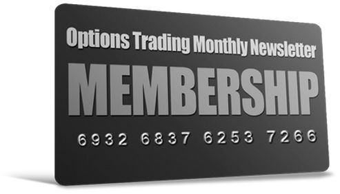 Weekly options trading newsletter