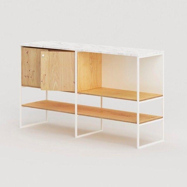 Modiste Furniture 600 series in Pippy White