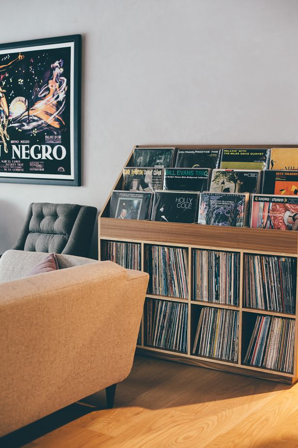 The 25+ best Vinyl record display ideas on Pinterest