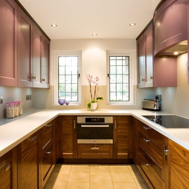 Small U Shaped Kitchen design To Inspire You Amazing Kitchen Decor Ideas