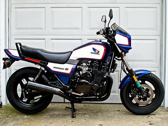 1986 Honda Nighthawk CB700SC
