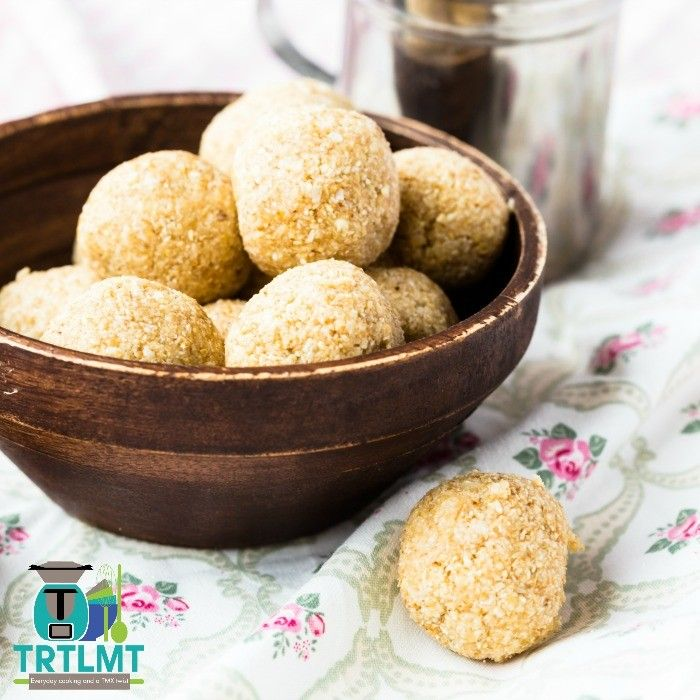 ANZAC Bliss Balls  These are a