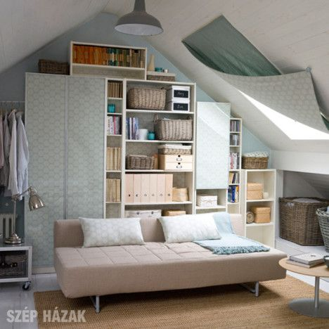Attic Room Storage 33 best attic - inspiration images on pinterest | home